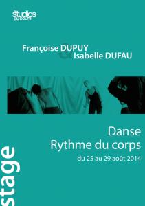 Danse et Rythme du Corps-A4