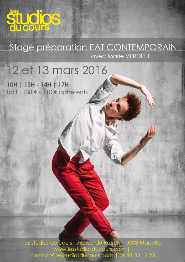 Stage EAT Contemporain