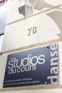 entrée studios