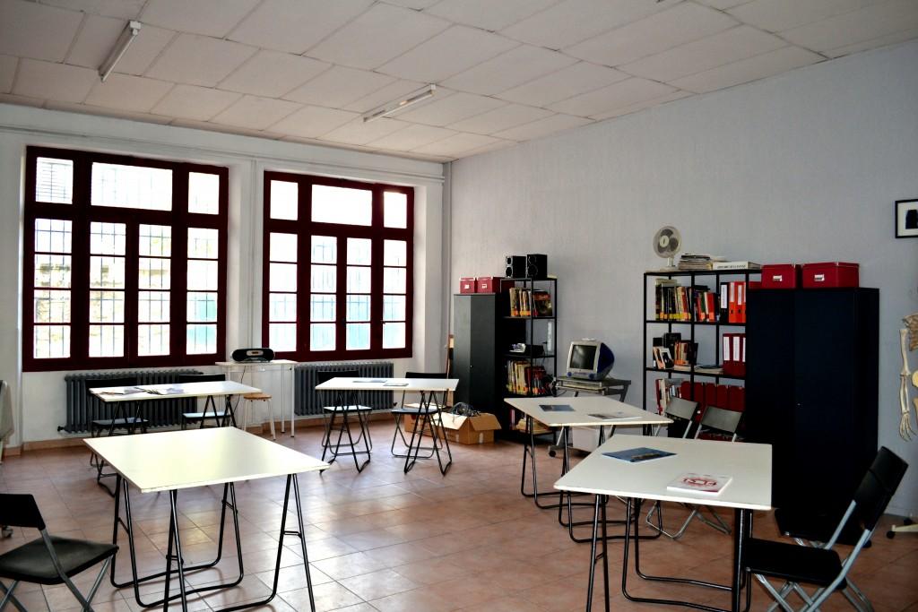 salle de classe couleur