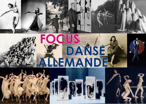 Focus histoire de la danse allemande Studios du Cours à Marseille