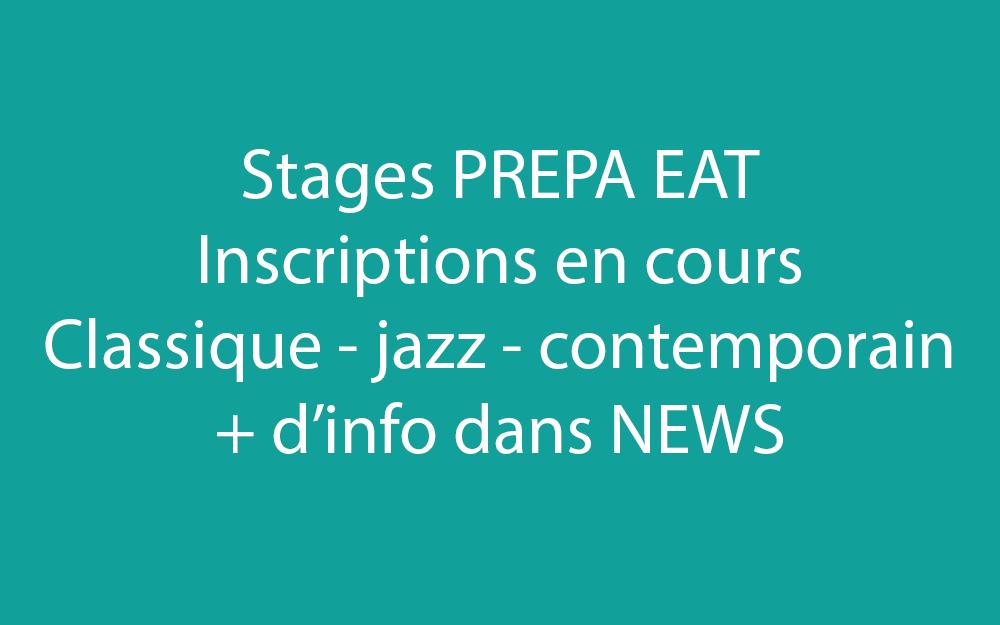 Diapo stage EAT